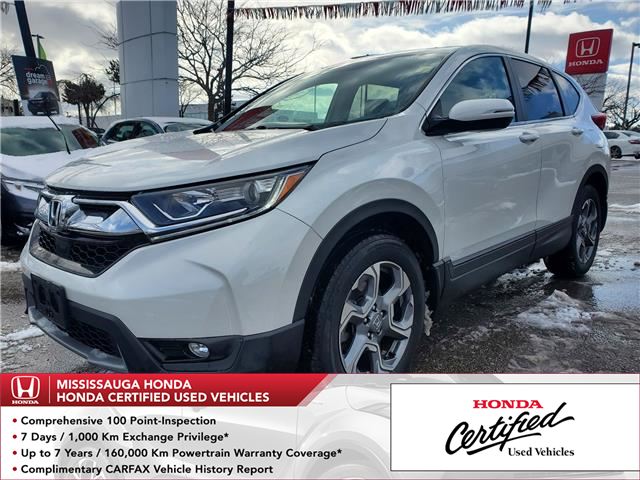 2019 Honda CR-V EX-L (Stk: 328678A) in Mississauga - Image 1 of 25