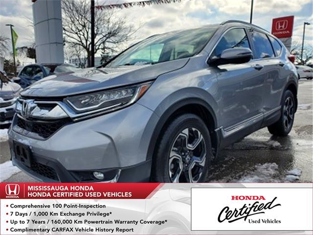 2018 Honda CR-V Touring (Stk: 327813A) in Mississauga - Image 1 of 25