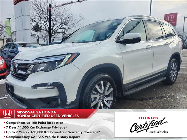 2019 Honda Pilot EX (Stk: 328875A) in Mississauga - Image 1 of 24