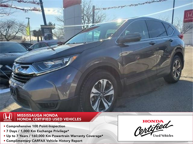 2019 Honda CR-V LX (Stk: 328796A) in Mississauga - Image 1 of 21