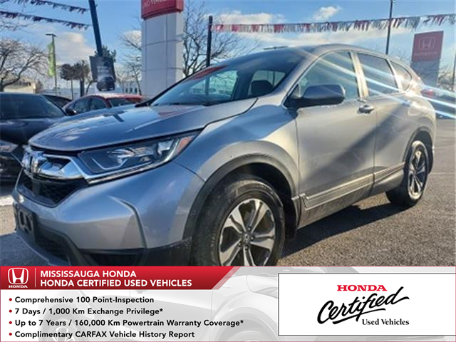 2018 Honda CR-V LX (Stk: 328773A) in Mississauga - Image 1 of 20