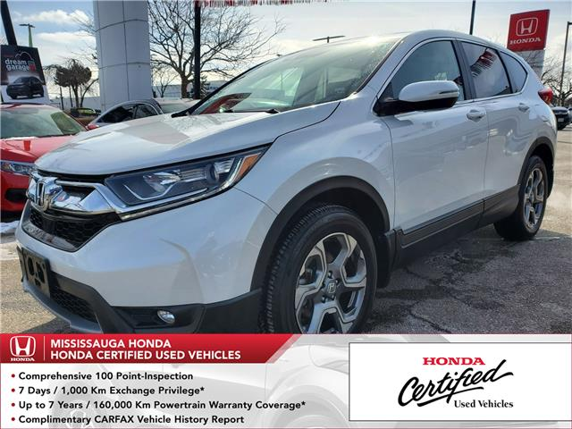 2019 Honda CR-V EX-L (Stk: HC2844) in Mississauga - Image 1 of 25
