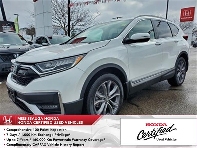 2020 Honda CR-V Touring (Stk: HC2845) in Mississauga - Image 1 of 26