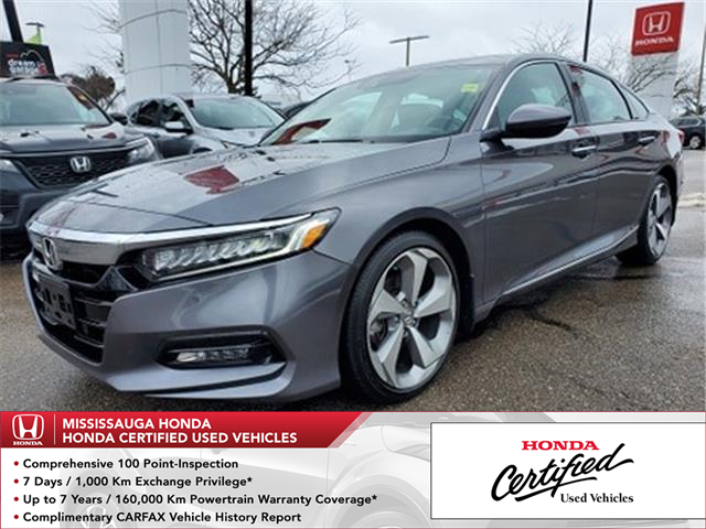 2018 Honda Accord Touring (Stk: HC2848) in Mississauga - Image 1 of 25