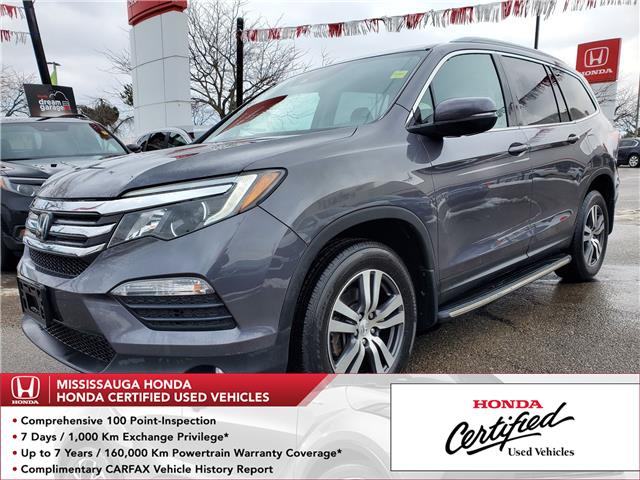 2018 Honda Pilot EX (Stk: 328923A) in Mississauga - Image 1 of 24