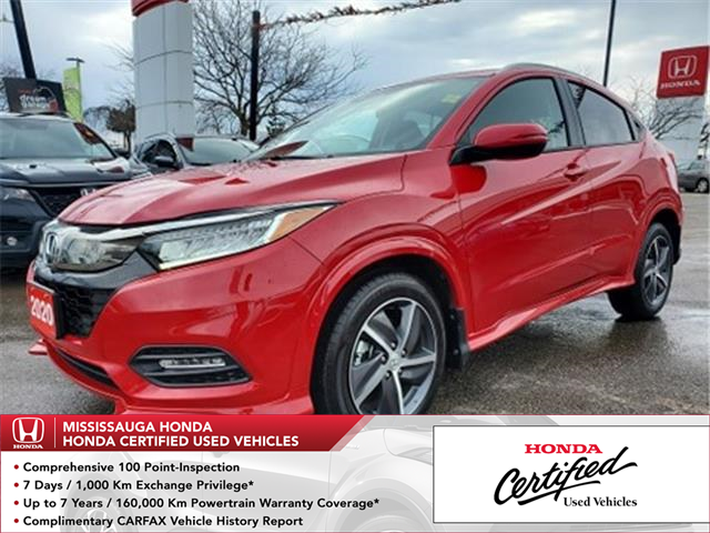 2020 Honda HR-V Touring (Stk: 328835A) in Mississauga - Image 1 of 23