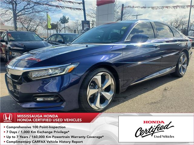 2020 Honda Accord Touring 2.0T (Stk: 328883A) in Mississauga - Image 1 of 25