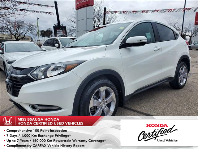 2018 Honda HR-V EX (Stk: 328803A) in Mississauga - Image 1 of 22