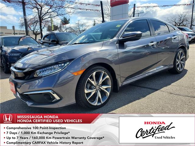 2019 Honda Civic Touring (Stk: HC2872) in Mississauga - Image 1 of 23