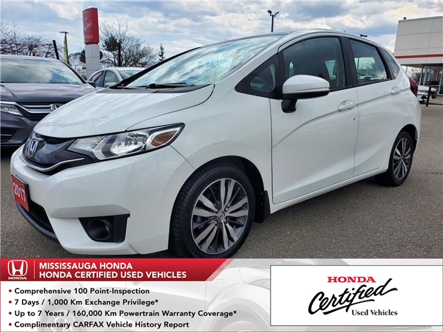 2017 Honda Fit EX (Stk: 328819A) in Mississauga - Image 1 of 23
