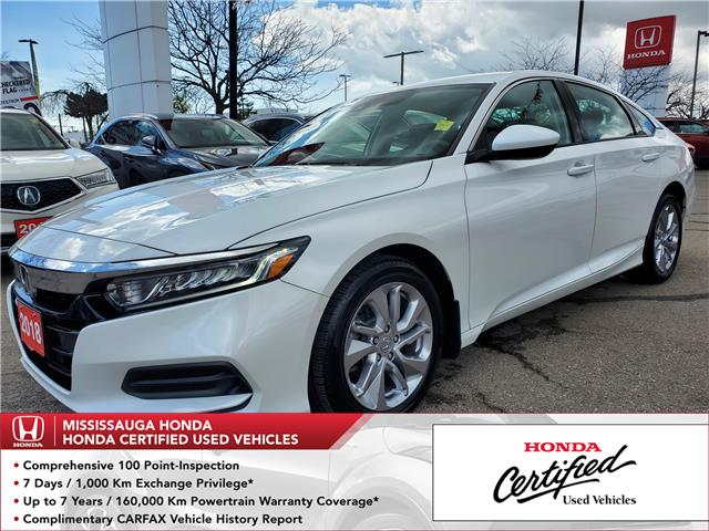 2018 Honda Accord LX (Stk: HC2903) in Mississauga - Image 1 of 21
