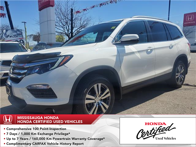 2017 Honda Pilot EX (Stk: 328988A) in Mississauga - Image 1 of 24