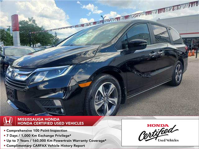 2019 Honda Odyssey EX (Stk: 329343A) in Mississauga - Image 1 of 25