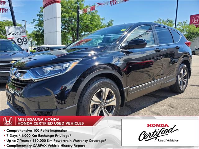 2019 Honda CR-V LX (Stk: 328922A) in Mississauga - Image 1 of 21