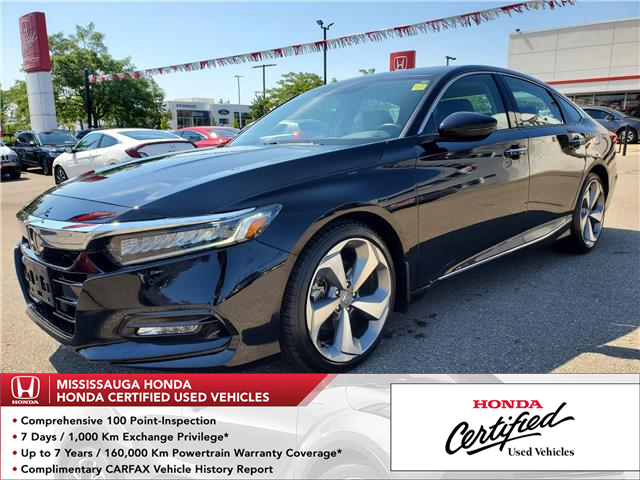 2018 Honda Accord Touring (Stk: 328930A) in Mississauga - Image 1 of 25