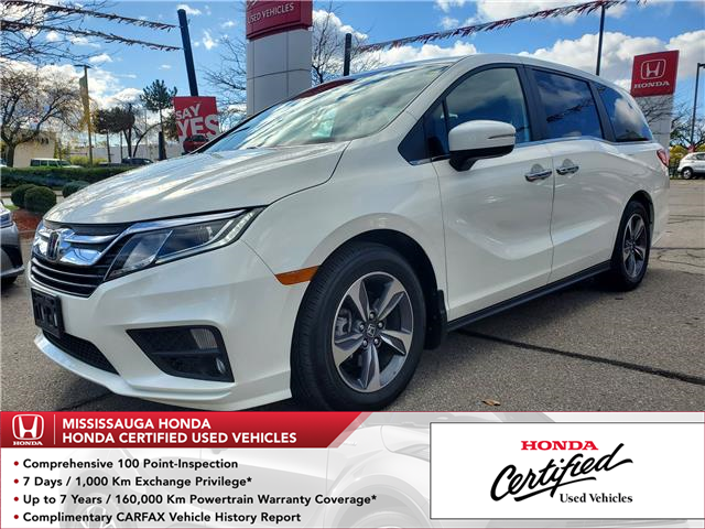 2019 Honda Odyssey EX (Stk: 328927A) in Mississauga - Image 1 of 24