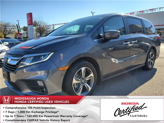 2020 Honda Odyssey EX (Stk: 22U1146) in Mississauga - Image 1 of 24