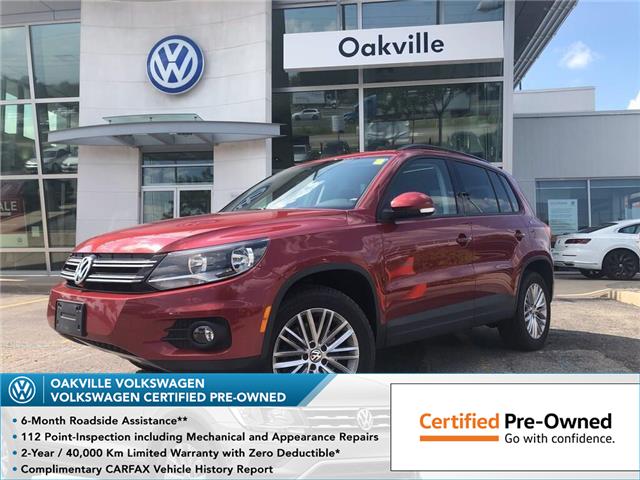 2015 Volkswagen Tiguan Special Edition (Stk: 5948V) in Oakville - Image 1 of 18