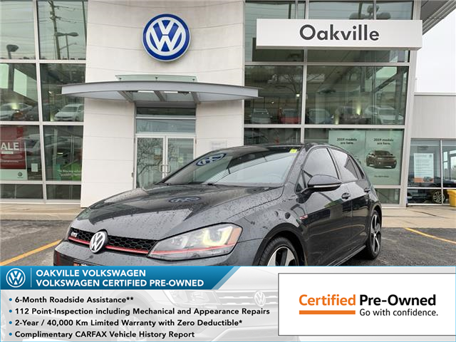 2015 Volkswagen Golf GTI 5-Door Autobahn (Stk: 7017V) in Oakville - Image 1 of 16