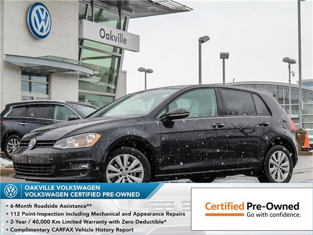 2017 Volkswagen Golf 1.8 TSI Comfortline (Stk: 7084V) in Oakville - Image 1 of 22