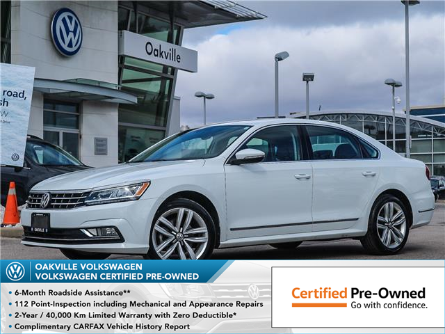 2017 Volkswagen Passat 1.8 TSI Highline (Stk: 20033D) in Oakville - Image 1 of 24