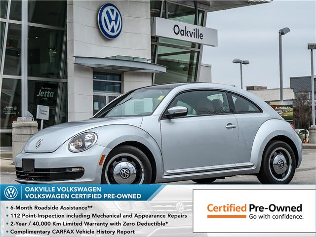 2016 Volkswagen Beetle 1.8 TSI Classic (Stk: 8008V) in Oakville - Image 1 of 23