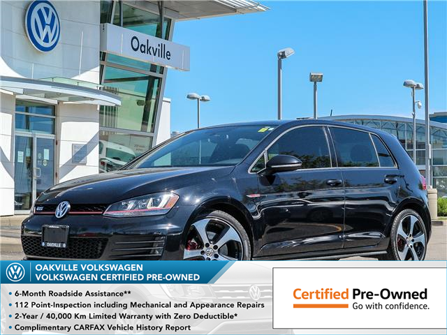 2016 Volkswagen Golf GTI 5-Door Autobahn (Stk: 8074V) in Oakville - Image 1 of 26