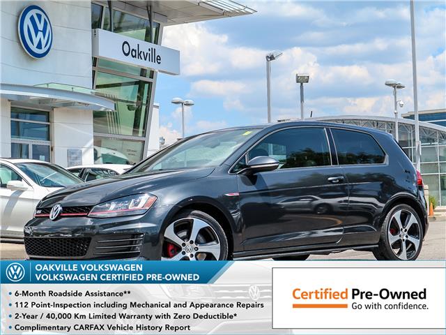 2016 Volkswagen Golf GTI 5-Door Autobahn (Stk: 9012V) in Oakville - Image 1 of 21