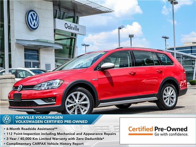2019 Volkswagen Golf Alltrack 1.8 TSI Highline (Stk: 9007V) in Oakville - Image 1 of 22