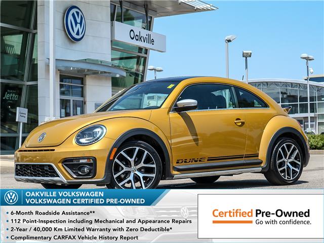 2016 Volkswagen Beetle 1.8 TSI Dune (Stk: 9066V) in Oakville - Image 1 of 25