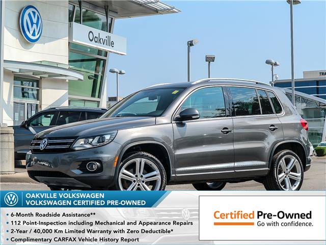 2016 Volkswagen Tiguan Highline (Stk: 9057V) in Oakville - Image 1 of 24