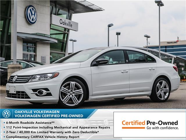2017 Volkswagen CC Wolfsburg Edition (Stk: 9078V) in Oakville - Image 1 of 25