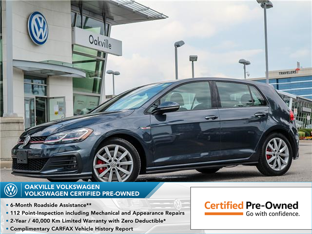 2018 Volkswagen Golf GTI 5-Door Autobahn (Stk: 10014V) in Oakville - Image 1 of 26