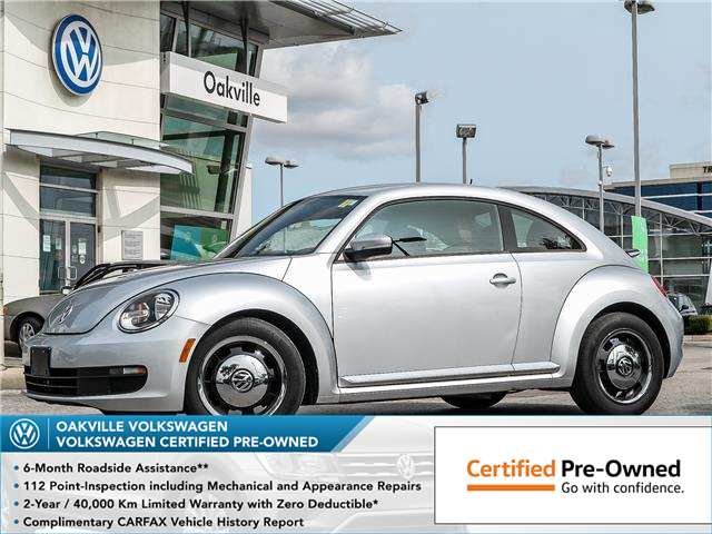 2016 Volkswagen Beetle 1.8 TSI Classic (Stk: 10085V) in Oakville - Image 1 of 22