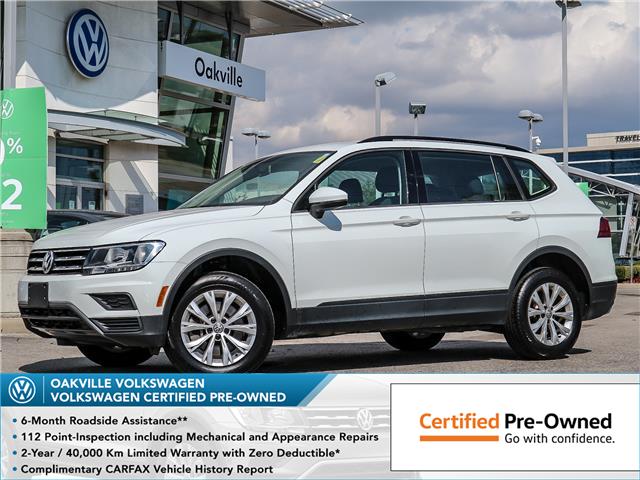 2019 Volkswagen Tiguan Trendline (Stk: 10092V) in Oakville - Image 1 of 21