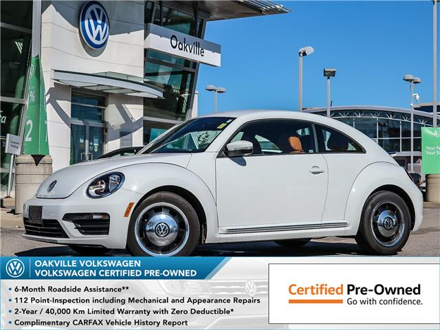 2017 Volkswagen Beetle 1.8 TSI Classic (Stk: 10127V) in Oakville - Image 1 of 25