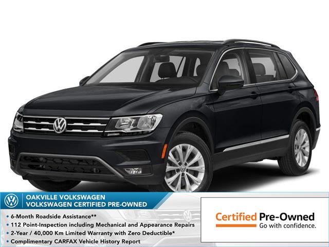 2018 Volkswagen Tiguan Trendline (Stk: 10136V) in Oakville - Image 1 of 9