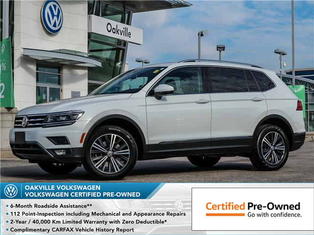 2018 Volkswagen Tiguan Highline (Stk: 10178V) in Oakville - Image 1 of 23