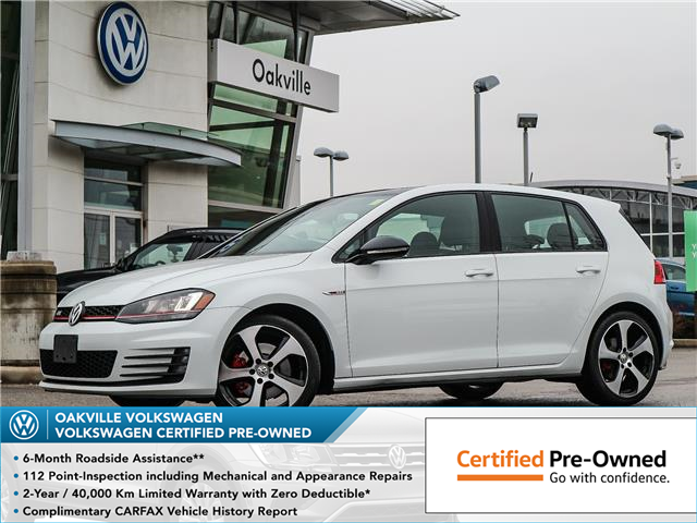 2015 Volkswagen Golf GTI 5-Door Autobahn (Stk: 10203V) in Oakville - Image 1 of 24