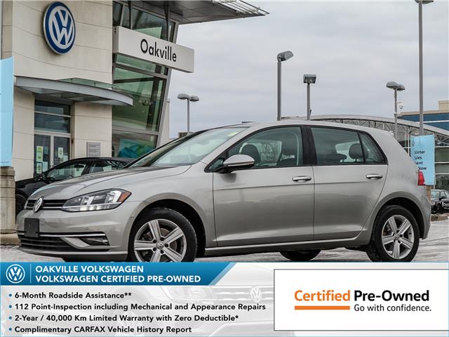 2018 Volkswagen Golf 1.8 TSI Comfortline (Stk: 10255V) in Oakville - Image 1 of 21