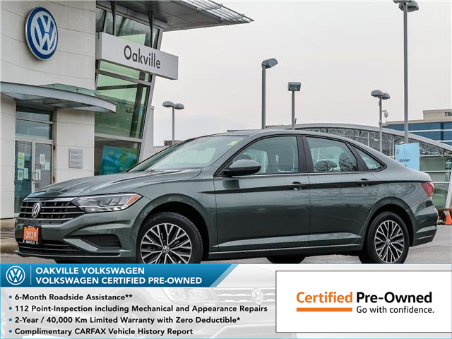 2019 Volkswagen Jetta 1.4 TSI Highline (Stk: 10249V) in Oakville - Image 1 of 23