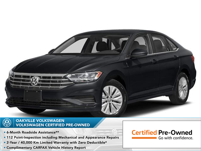 2019 Volkswagen Jetta 1.4 TSI Highline (Stk: 10274V) in Oakville - Image 1 of 9