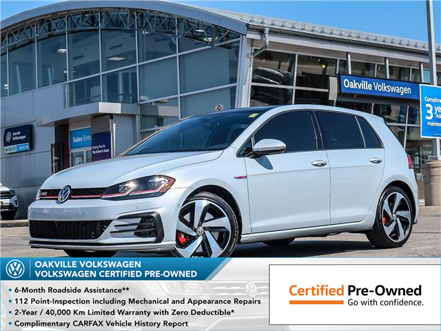 2019 Volkswagen Golf GTI 5-Door Autobahn (Stk: 10399V) in Oakville - Image 1 of 27