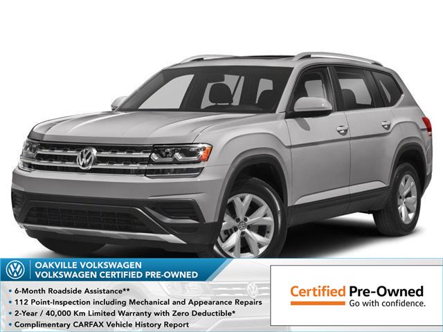 2019 Volkswagen Atlas 3.6 FSI Highline (Stk: 10443V) in Oakville - Image 1 of 9