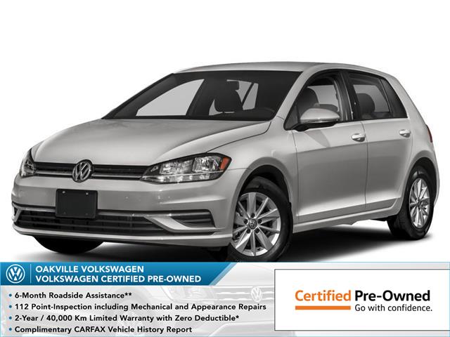 2018 Volkswagen Golf 1.8 TSI Comfortline (Stk: 10556V) in Oakville - Image 1 of 9