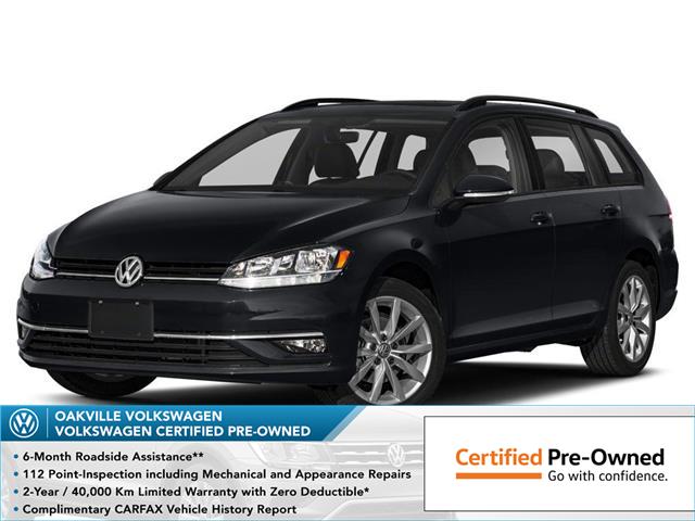 2018 Volkswagen Golf SportWagen 1.8 TSI Trendline (Stk: 10524V) in Oakville - Image 1 of 9