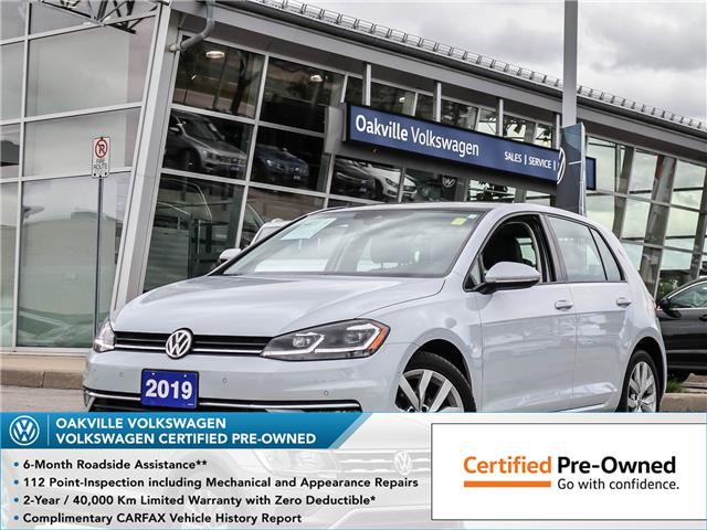 2019 Volkswagen Golf 1.4 TSI Execline (Stk: 10646V) in Oakville - Image 1 of 25