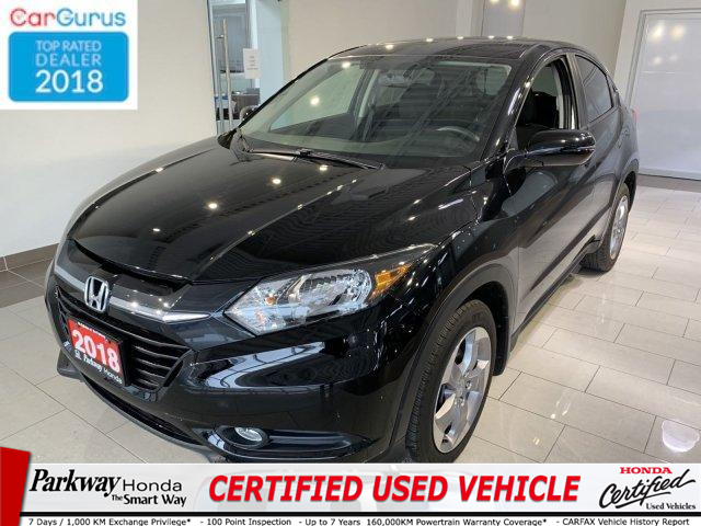 2018 Honda HR-V EX (Stk: 925190A) in North York - Image 1 of 15