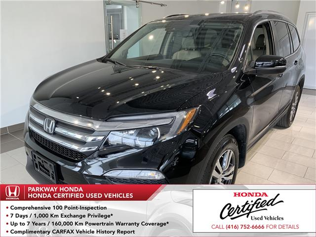2016 Honda Pilot EX-L (Stk: 16061A) in North York - Image 1 of 16