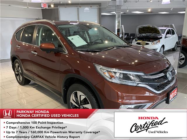 2015 Honda CR-V Touring (Stk: 16276A) in North York - Image 1 of 21